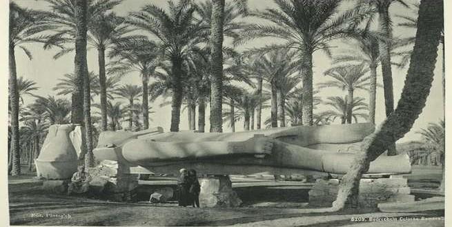 صور نادرة   مصر من مائة عام