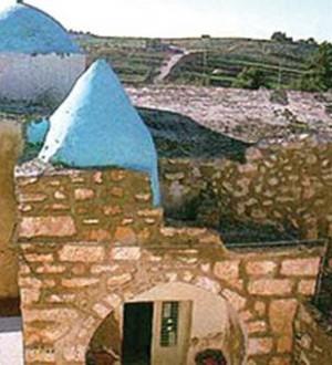 مقام يوشع بن نون في الأردن