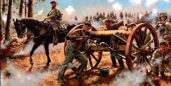 المعركتان الفاصلتان في الحرب الأهلية الأميركية