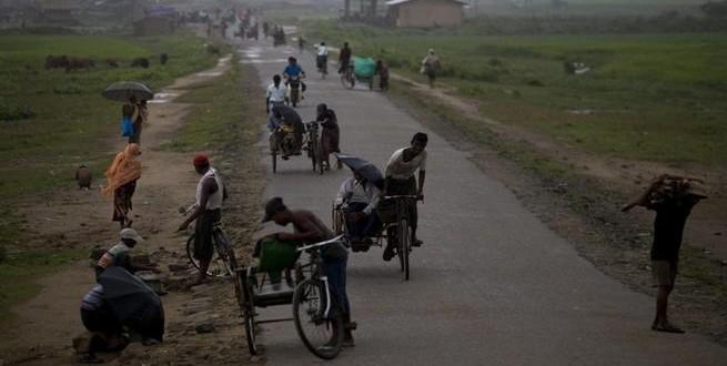 مناطق في ميانمار ترفع لافتات ممنوع دخول المسلمين
