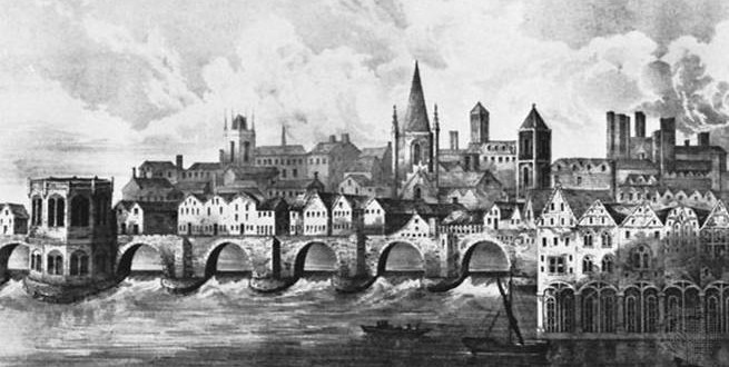 اكتشاف أقدم مخطوطة في التاريخ البريطاني بقلب لندن