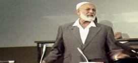 وفاة الشيخ أحمد ديدات