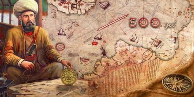 قصة صاحب أقدم خريطة لأميركا