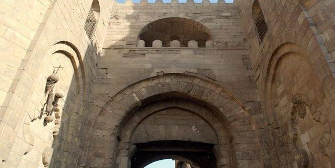 الأبواب السبعة في القاهرة الأيوبية