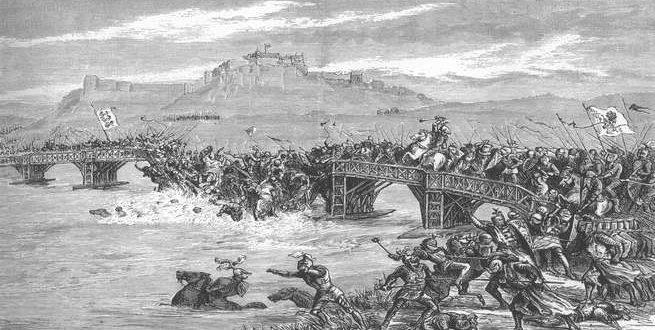 قصة الجسر .. الهزيمة الوحيدة للمسلمين في فتح فارس