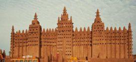بالصور | مسجد جينيه الكبير .. أكبر صرح من الطوب اللبن في العالم