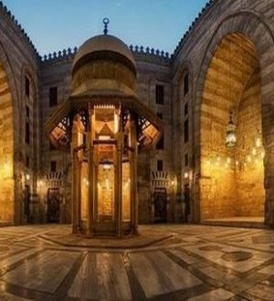 Sultan-Hassan-Mosque