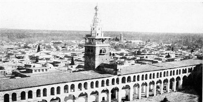 أول مئذنة في الإسلام
