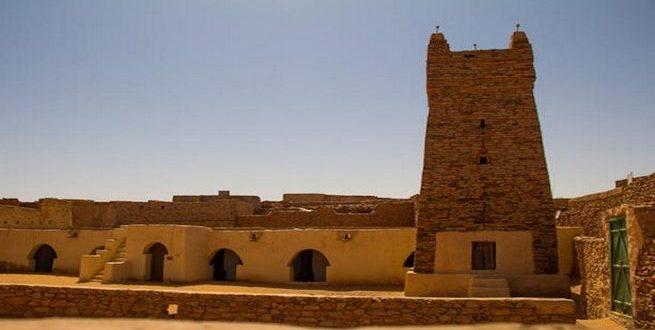 بالصور | أقدم مساجد موريتانيا .. عمره 8 قرون