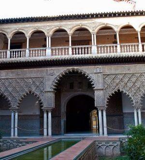 قصر المبارك .. مقر حكم المعتمد بن عبَّاد