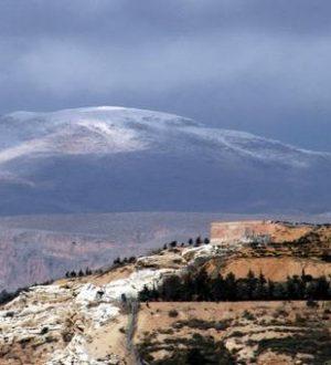 مرصد جبل قاسيون بدمشق