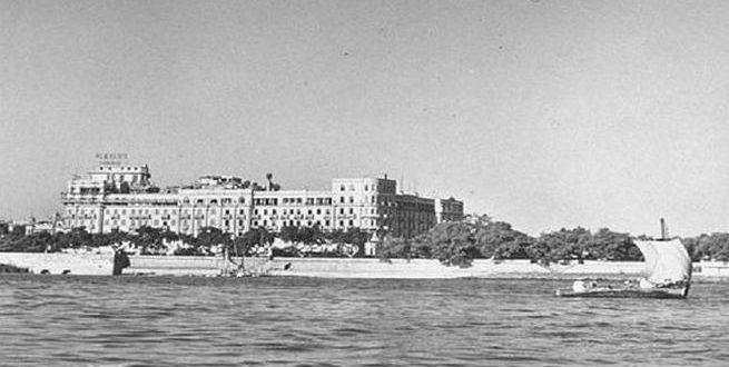 110 عام على إنشاء أضخم فندق في مصر