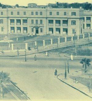 حي العباسية قديما
