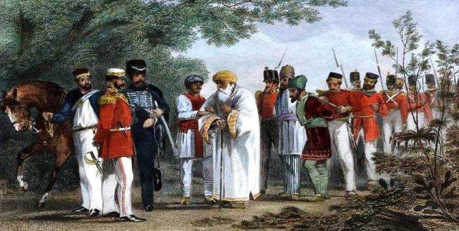 بهادر شاه .. قصة آخر سلاطين المسلمين في الهند