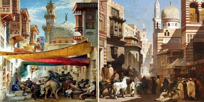 قصة مصر مع عواصمها الأربع