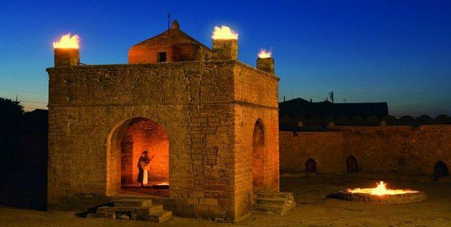 قصة عبادة النار عند الفرس