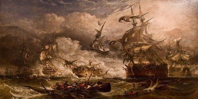 غلام زرافة .. بطل الإسلام في المعارك البحرية