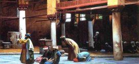 قصة صحابي لم يشغله الموت عن الصلاة!