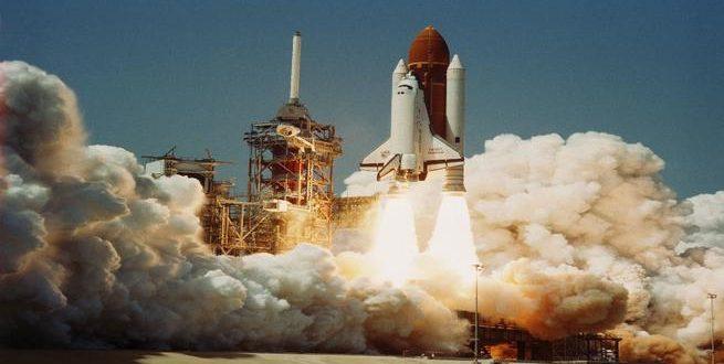 بالفيديو | لحظة انفجار تشالنجر .. أخطر حادث في تاريخ اكتشاف الفضاء