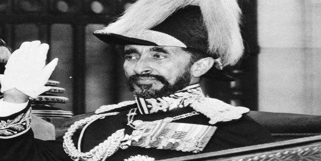 تولية هيلاسيلاسي إمبراطور إثيوبيا الأخير