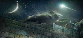 وصف النبي لجبريل كما رآه في مكة والإسراء والمعراج