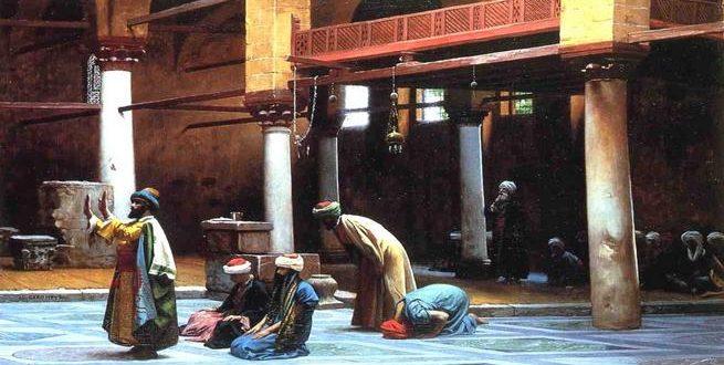 الصحابي الذي لم يشغله الموت عن الصلاة