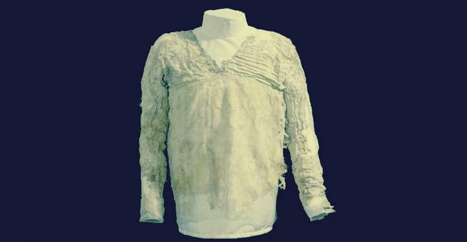 أقدم فستان في التاريخ