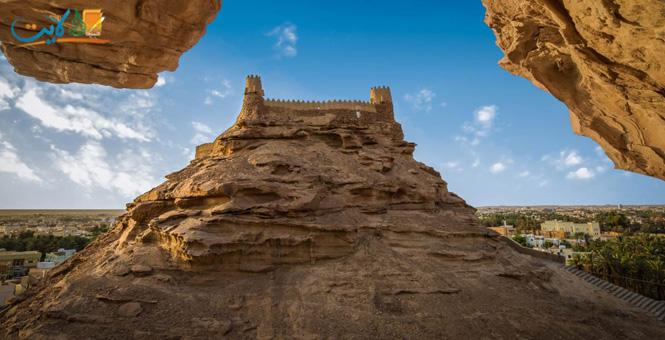 قلعة زعبل السعودية .. أربعة قرون من الشموخ | بالصور