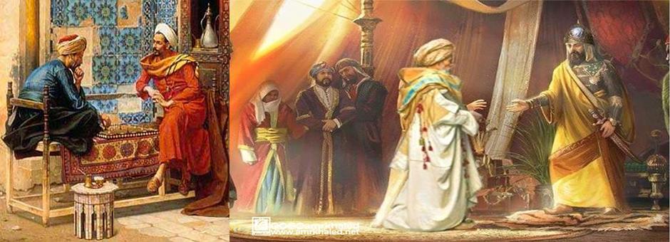 وصية الأمير هشام بن عبد الرحمن لولي عهده الحكم الربضي