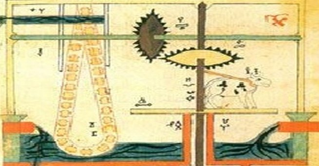 مسلم يخترع أول مضخة مياه في التاريخ
