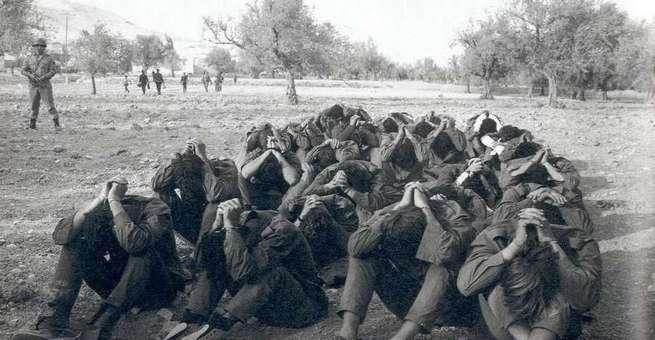 فيديو نادر | الشارع الصهيوني لحظة إعلان حرب 6 أكتوبر 1973