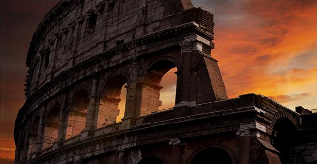 عندما كانت روما تدفع الجزية