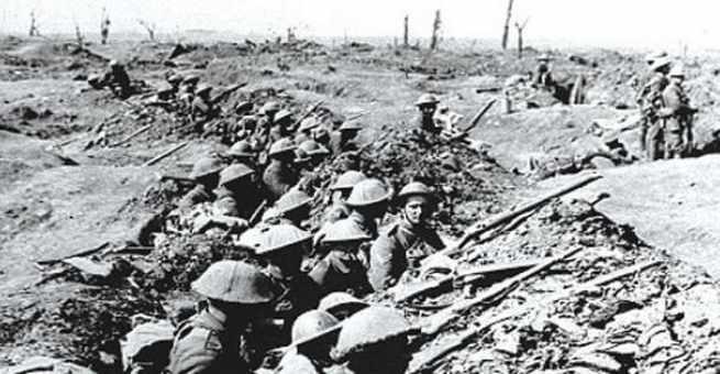 شرارة اندلاع الحرب العالمية الأولى
