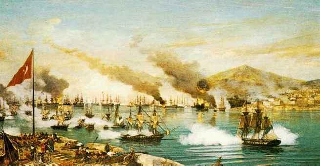 الأسطول العثماني يخسر 300 سفينة في موقعة ليبانت البحرية