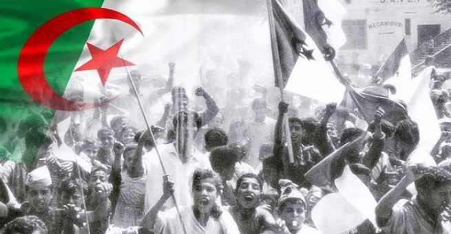 اندلاع الثورة الجزائرية