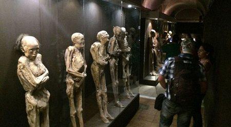 متحف الرعب المكان الأكثر زيارة في المكسيك