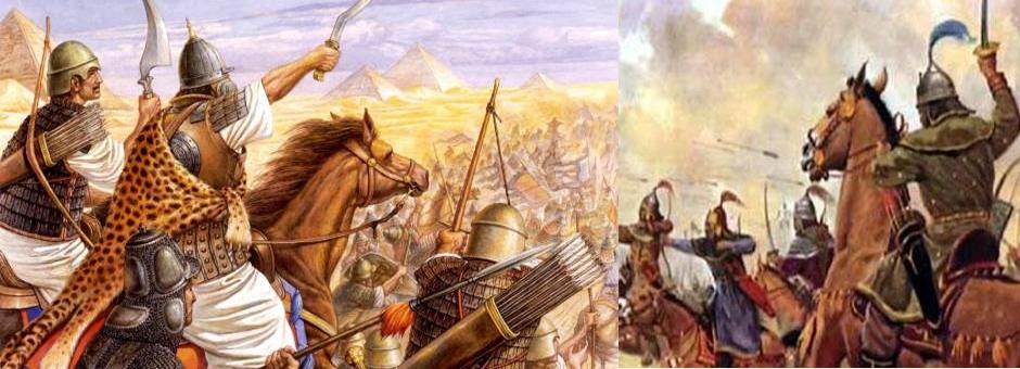 قصة الجيش الذي فتح مصر