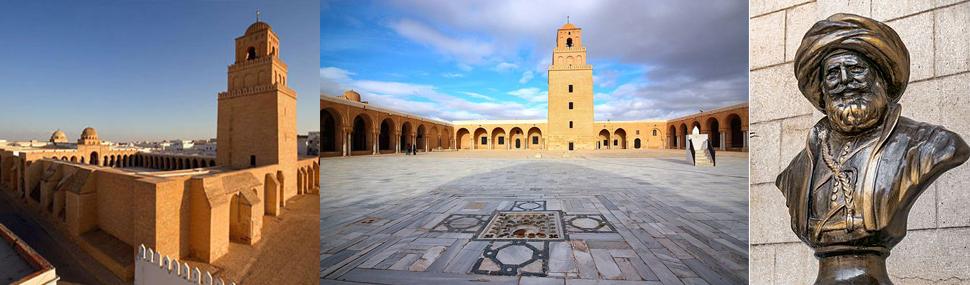 قصة بناء عقبة بن نافع لمدينة القيروان