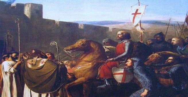 7 أسباب وراء إعلان الحروب الصليبية من فرنسا