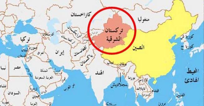 قصة معاناة المسلمين في تركستان الشرقية