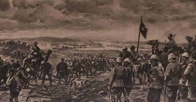 إنفوجرافيك | مائة عام على استسلام القوات البريطانية للعثمانيين
