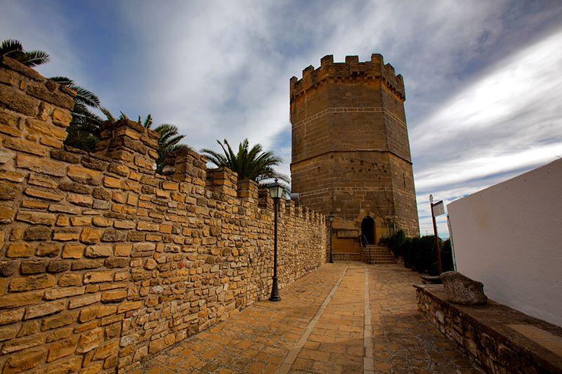برج ابو عبد الله آخر ملوك الاندلس