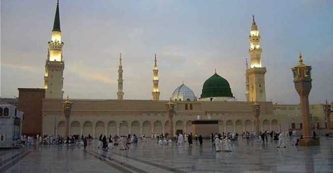 قصة بناء المسجد النبوي