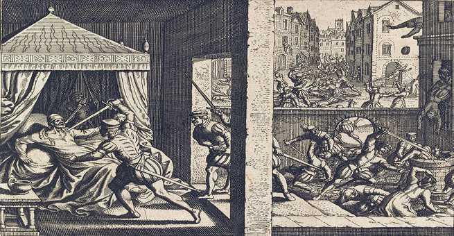 مذبحة باريس