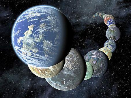 اكتشاف كوكب قزم في النظام الشمسي