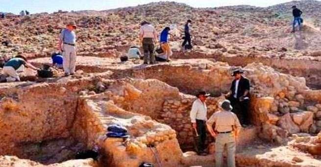 بالصور | العثور على بقايا مدينة قوم لوط في الأردن