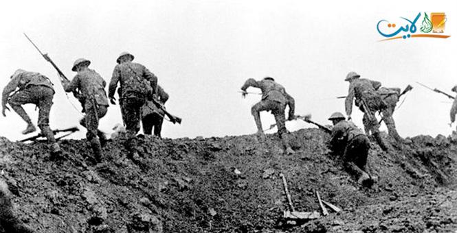 ضحايا اللحظات الأخيرة في الحرب العالمية الأولى