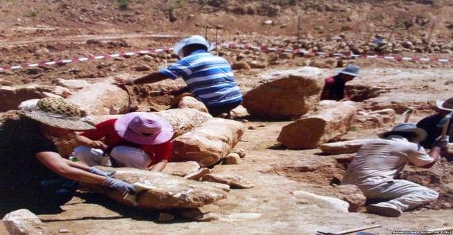 اكتشاف آثار تعود للفترة السومرية بكردستان العراق