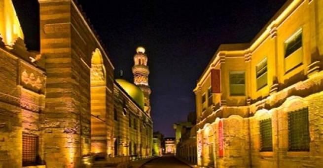 مشروع القاهرة التاريخية يفوز بجائزة حاكم الشارقة