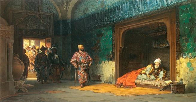 تيمورلنك الكارثة التي حلت على العثمانيين
